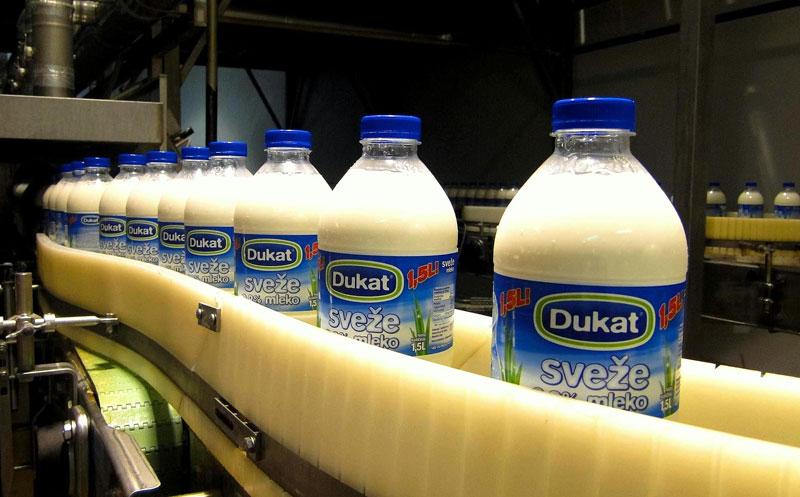 Samokontrola garantuje kvalitet Dukat mleka