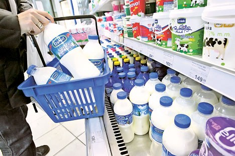 Mleko u radnjama niko ne kontroliše
