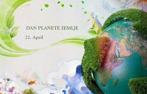 Obeležavanje Dana planete Zemlje
