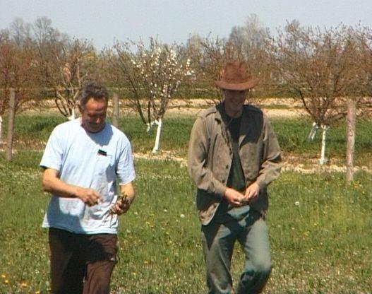 Farmer poliglota