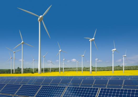 U planu više struje iz energije vetra, struje i biomase