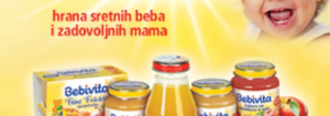 HR: S tržišta povučena hrana za bebe Bebivita