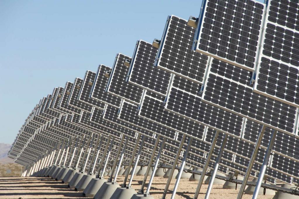 Gradi se najveća solarna elektrana