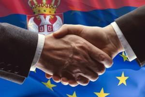 Srbija se približava EU