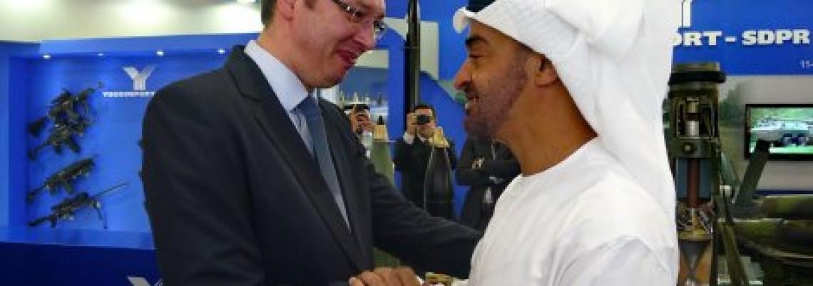 Srbija dobija fond za kontrolu trošenja novca iz UAE?
