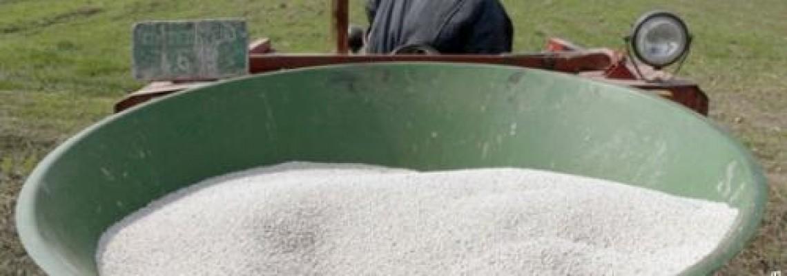 Mineralna đubriva: Oporavak proizvodnje, ali ne i upotrebe