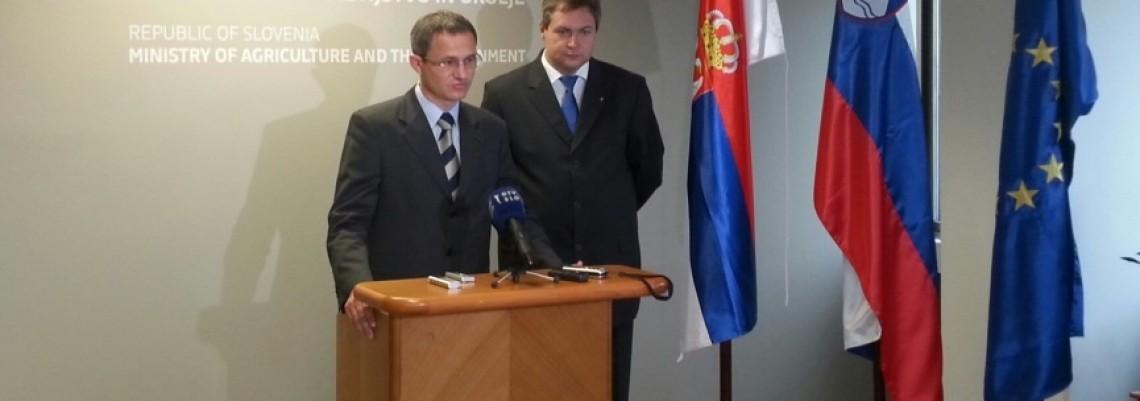 SLO: Pomoć srpskoj poljoprivredi