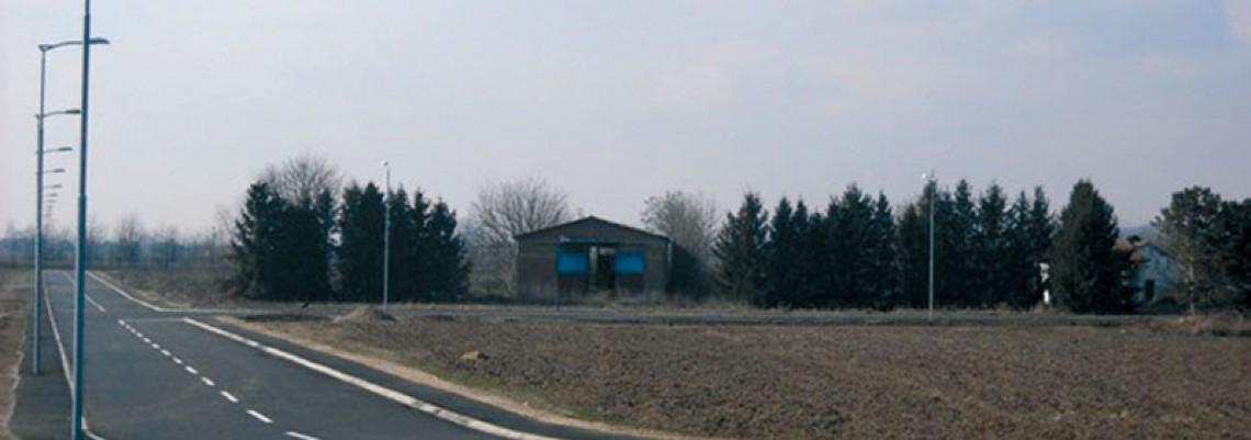 """Uni Food Orgil"" gradi distributivni centar u Leskovcu"