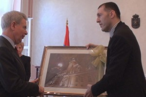 Poseta holandskog ambasadora Kikindi