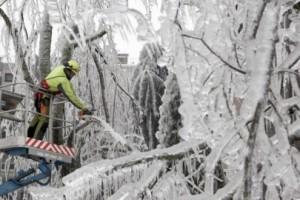 Posledice ledene katastrofe u regionu velike