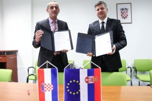 Saradnja institucija za agrarna plaćanja Srbije i Hrvatske