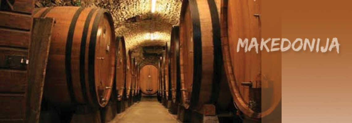 Makedonija sedma po potrošnji vina