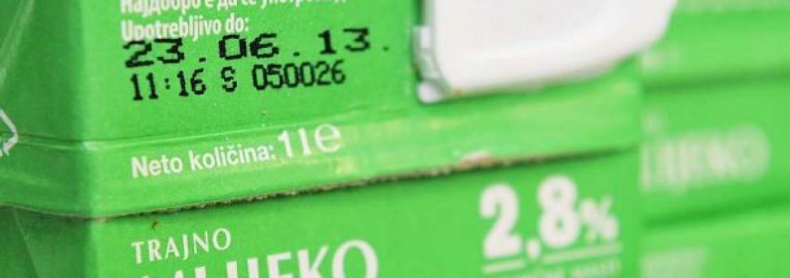 BiH nema dobro mleko za EU