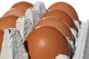 Povučeno 12.500 neispravnih jaja