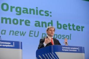 New laws on organic farming announced by EU