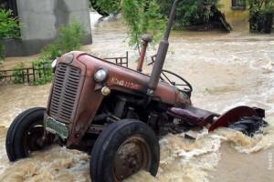 Uništene farme i stotine hiljada hektara
