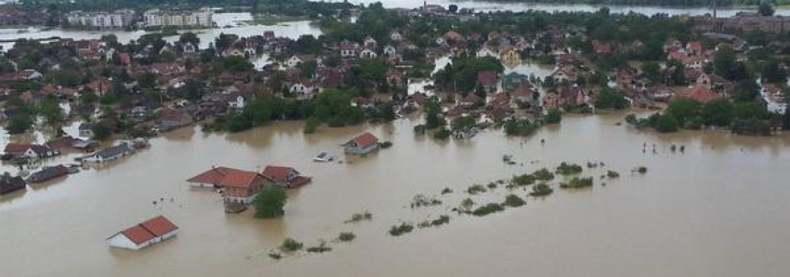 EBRD: Šteta od poplava u Srbiji 1,5 do dve milijarde evra