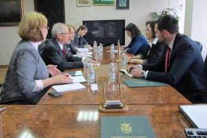 Rast ekonomske saradnje SAD i Srbije