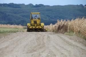Uređenje 515 kilometara poljskih puteva