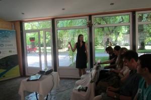 Održana treća radionica projekta CHAIN u Somboru