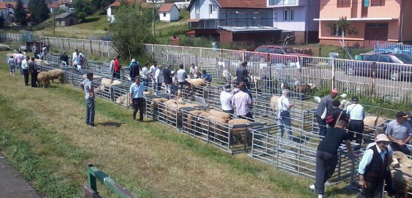 Tradicionalni sajam poljoprivede sutra u Sjenici