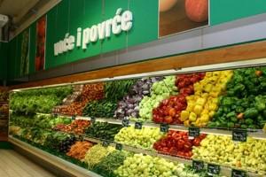 Rod povrća biće niži od proseka