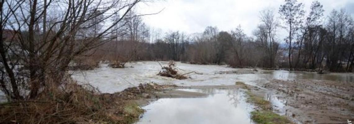 Jug Srbije, velika šteta od poplava i klizišta