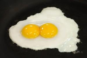 Na prodaju jaja sa dva žumanceta