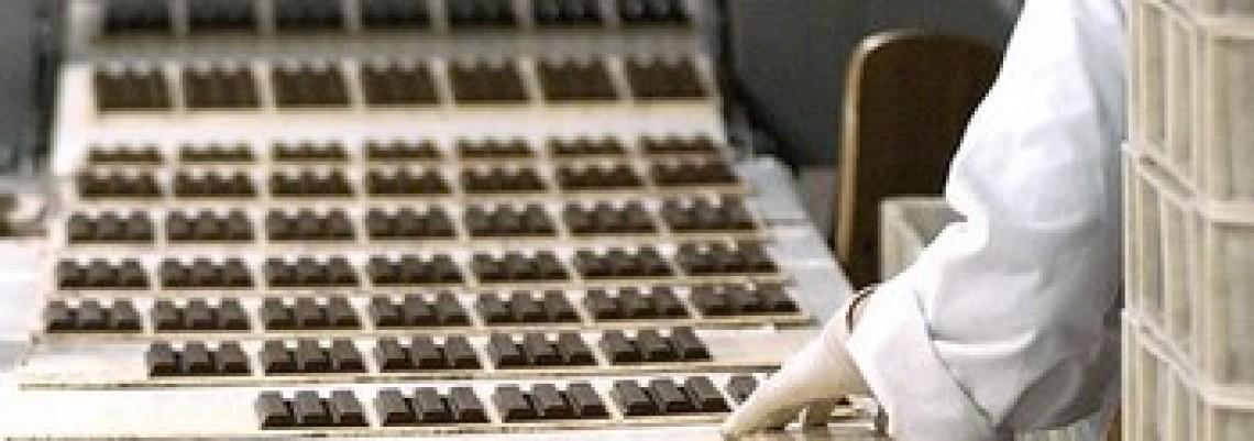 Izvozimo trećinu čokolada i bombona