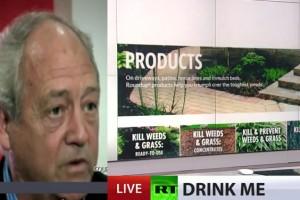 Lobista Monsanta: Pesticid bezbedan, ali neću da ga pijem