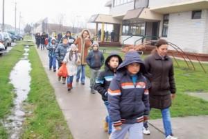 Vredno selo s tri stotine dece