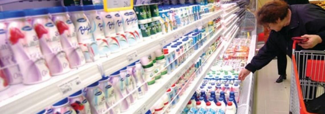 Dupliran uvoz mlečnih proizvoda u Srbiju
