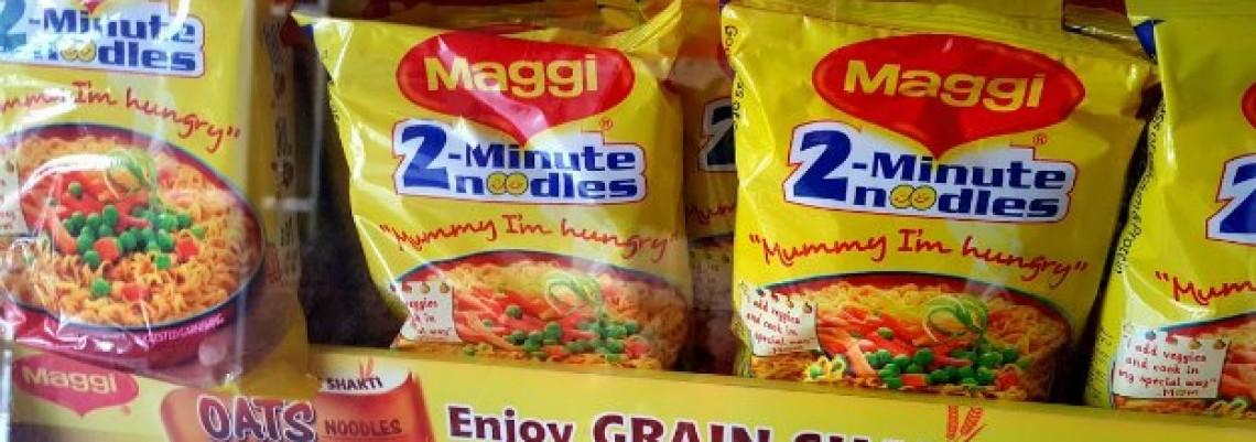 Nestle uništava Magi nudle