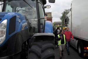Francuski poljoprivrednici sprečavaju uvoz iz Nemačke