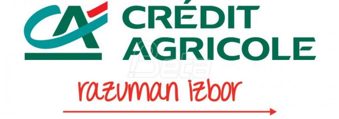 Crédit Agricole banka podržava Zimski seminar farmera