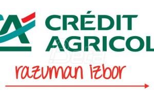Credit Agricole banka: Fiksna rata za keš kredit u dinarima