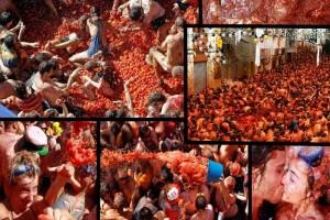 "70 godina festivala ""La Tomatina"""