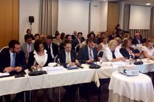 Bogosavljević Bošković na ministarskoj konferenciji