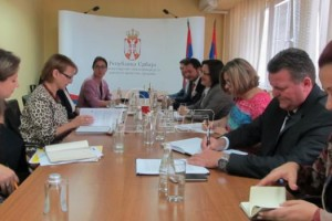 Kinsi: Srbija dala primer regionu