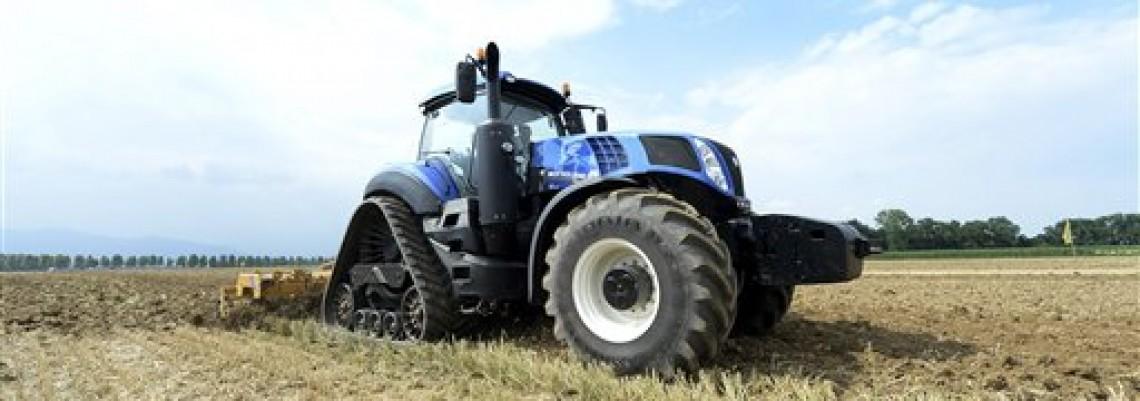 Traktor na metan reže troškove i štetnu emisiju