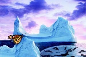 Globalno zagrevanje ubija leptire