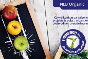 "Raspisan peti ""NLB organic"" konkurs"