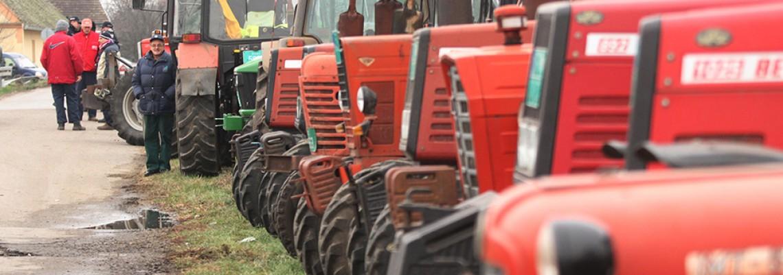 Ministarka i poljoprivrednici zasad bez dogovora