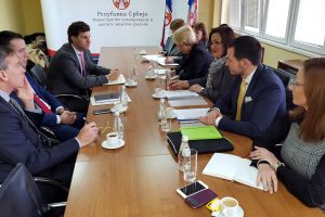 Ministarstvo poljoprivrede sarađuje sa FAO i EBRD