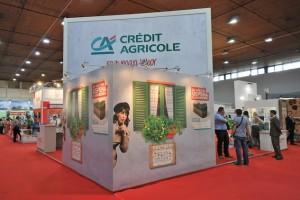 Crédit Agricole banka učestvuje na Poljoprivrednom sajmu u Novom Sadu