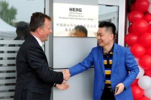 Otvoreno predstavništvo kineske vetrokompanije