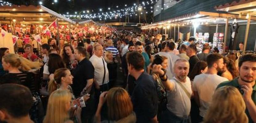 Drugi Beogradski noćni market 1. jula na Kalenić pijaci
