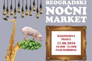 Beogradski noćni market – novo lice pijace