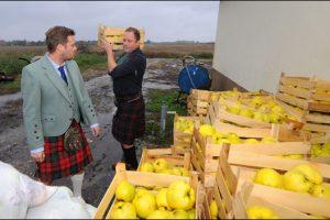 Čenej za Škote raj na zemlji