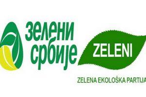 Osnovan Ujedinjeni zeleni front